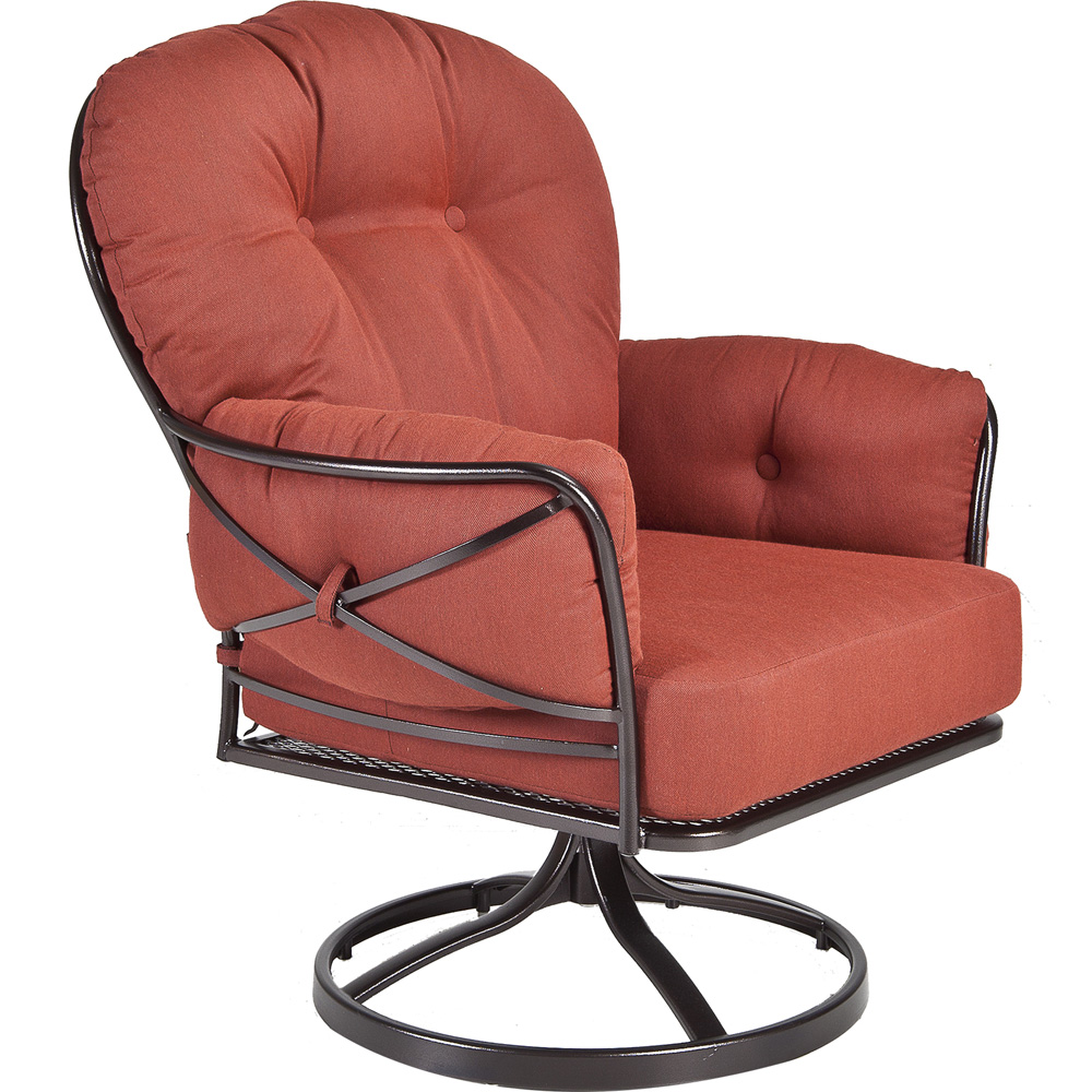 ow lee cambria swivel rocker lounge chair 17135sr