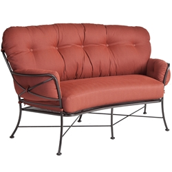 OW Lee Cambria Crescent Loveseat - 17136-2S