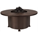 Monterra Curved Outdoor Sectional Set with Fire Pit Table - OW-MONTERRA-SET7