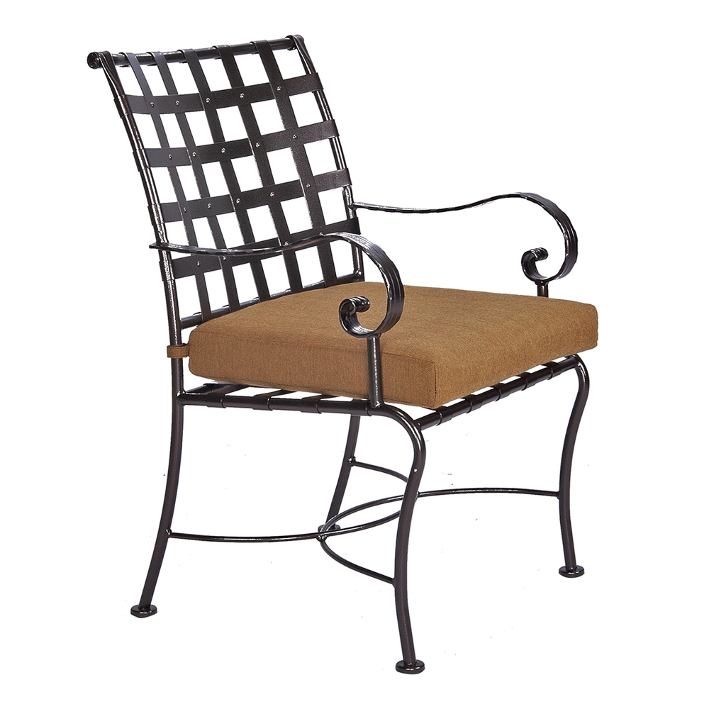 OW Lee Classico-W Dining Arm Chair - 953-AW