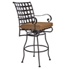 OW Lee Classico-W Swivel Bar Stool with Arms - 953-SBSW