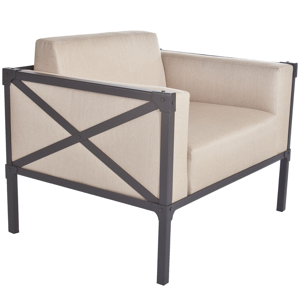 OW Lee Creighton Lounge Chair - 55145-CC