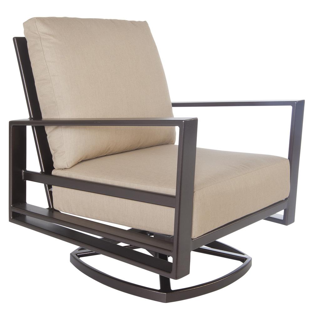 Gios Swivel Rocker Club Chair   4535 SR