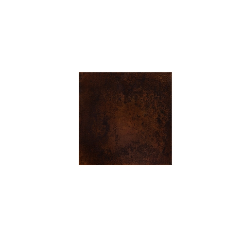 OW Lee Hammered Copper 24 inch square Table Top - CP-24sq