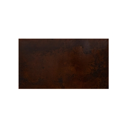OW Lee Hammered Copper 28 inch by 50 inch Table Top - CP-2850RT