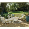 OW Lee Hyde Park Patio Sectional with Fire Pit Table - OW-HYDEPARK-SET3