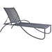 Lennox Steel Stacking Chaise Set with Cushions - OW-LENNOX-SET3