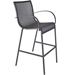 Lennox Modern Steel Patio Bar Set - OW-LENNOX-SET4