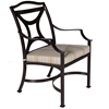 OW Lee Madison Dining Arm Chair - 2253-A