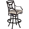 OW Lee Madison Swivel Bar Stool - 2253-SBS