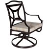 OW Lee Madison Swivel Rocker Dining Arm Chair - 2253-SR