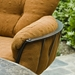 Monterra Seating- Arm Detail