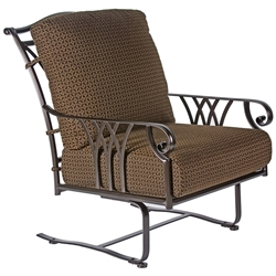 OW Lee Montrachet Spring Base Club Chair - 1095-SB