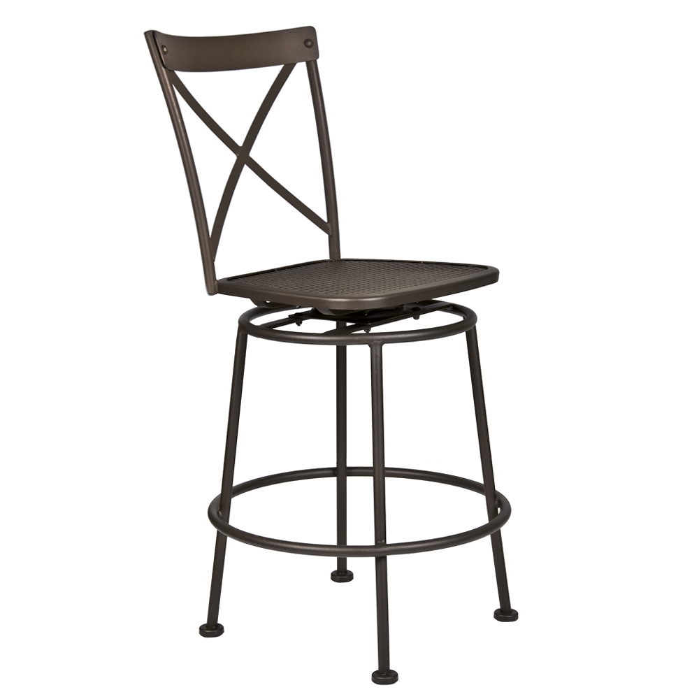 OW Lee Villa Swivel Counter Stool - 516-SCS