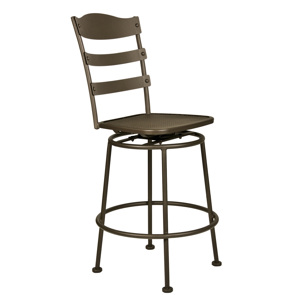 OW Lee Chalet Swivel Counter Stool - 616-SCS