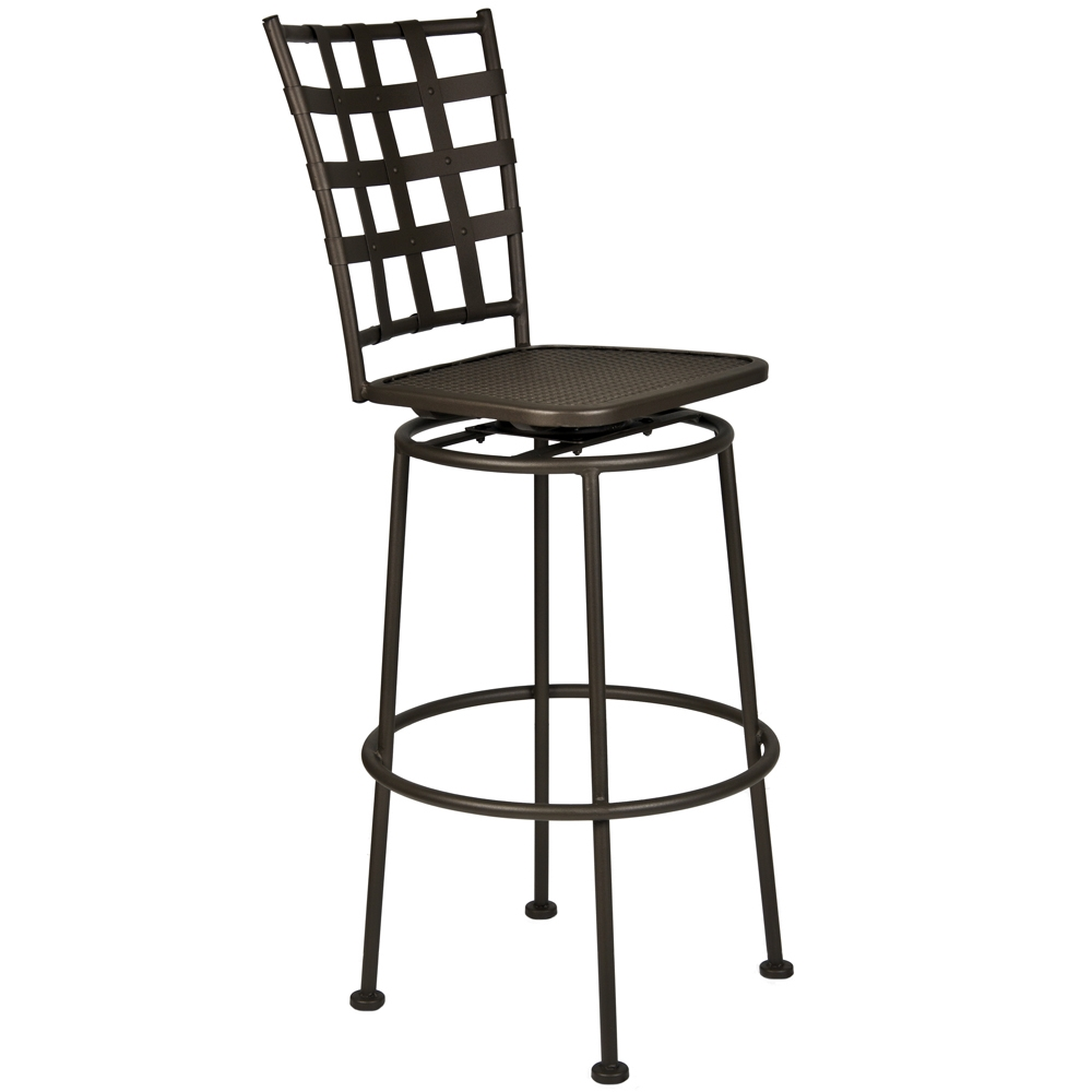 OW Lee Casa Swivel Bar Stool - 716-SBS