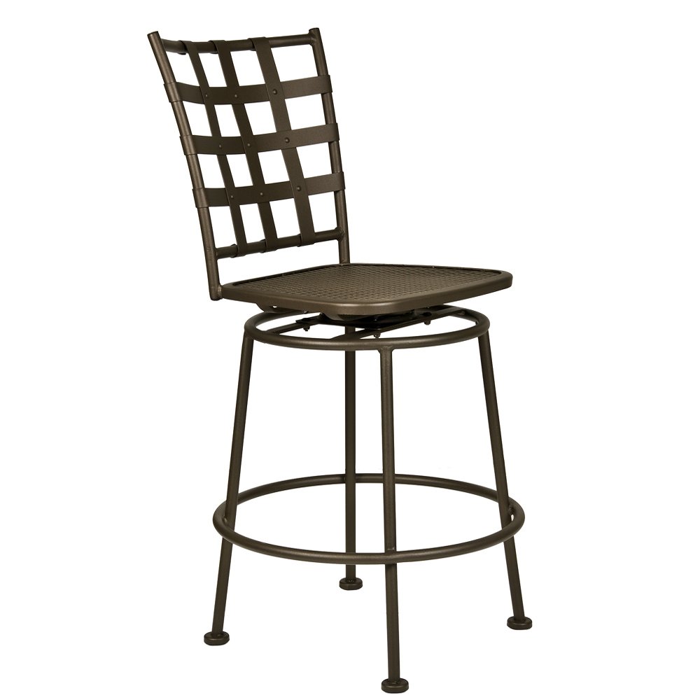 OW Lee Casa Swivel Counter Stool - 716-SCS
