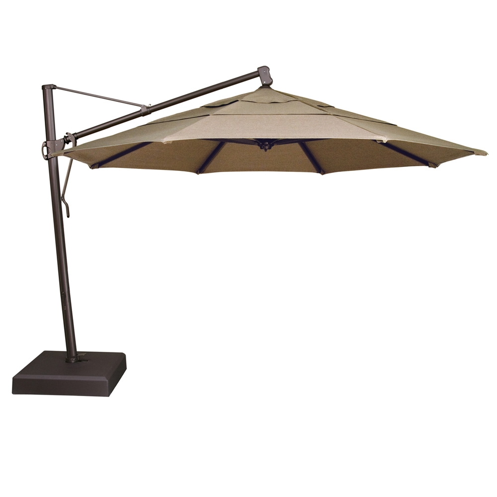 ow lee 13 foot cantilever umbrella u13cb