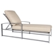 Pacifica 3 Piece Chaise Set with Rio Side Table - OW-PACIFICA-SET4