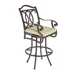 OW Lee Palisades Swivel Bar Stool - 4653-SBS