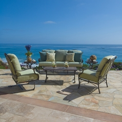 OW Lee Palisades 6 Piece Patio Set