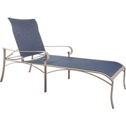 OW Lee Pasadera Sling Chaise Lounge - 86188-CH
