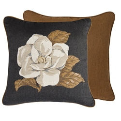 Charleston Emblem Pillow