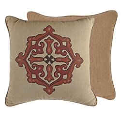 Cordoba Emblem Pillow