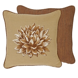 Santiago Emblem Pillow