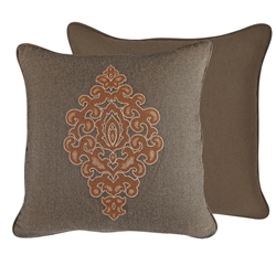 OW Lee Durango Emblem Pillow - TP-1919DG