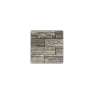 OW Lee Reclaimed Series 24 inch square Porcelain Tile Top - W-24SQ