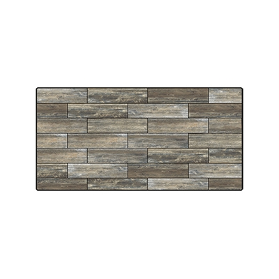 OW Lee Reclaimed Series 42 inch by 84 inch Porcelain Table Top - W-4284RT