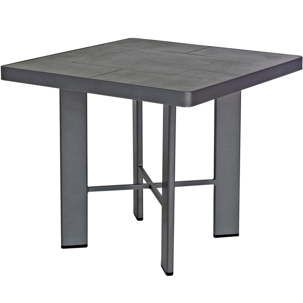 "OW Lee Quick Ship 24"" Sq. Modern Side Table - QS-MA-STO1-P-24SQ"