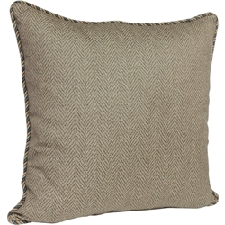 "OW Lee Quick Ship 21"" x 21"" Accent Pillow - QS-TP-2121W"