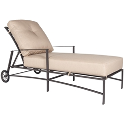OW Lee Adjustable Chaise - 73128-CH