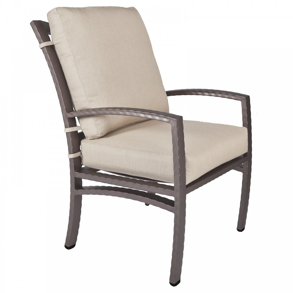 OW Lee Sol Club Dining Arm Chair - 48114-A