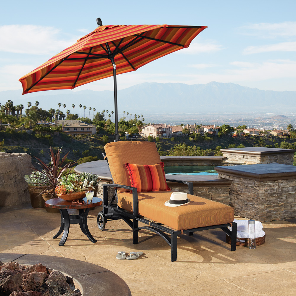 OW Lee Sol Chaise Lounge Set - OW-SOL-SET4