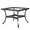 Standard Aluminum Coffee Table Base (AT-OT03)