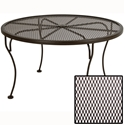 Standard Mesh Tables