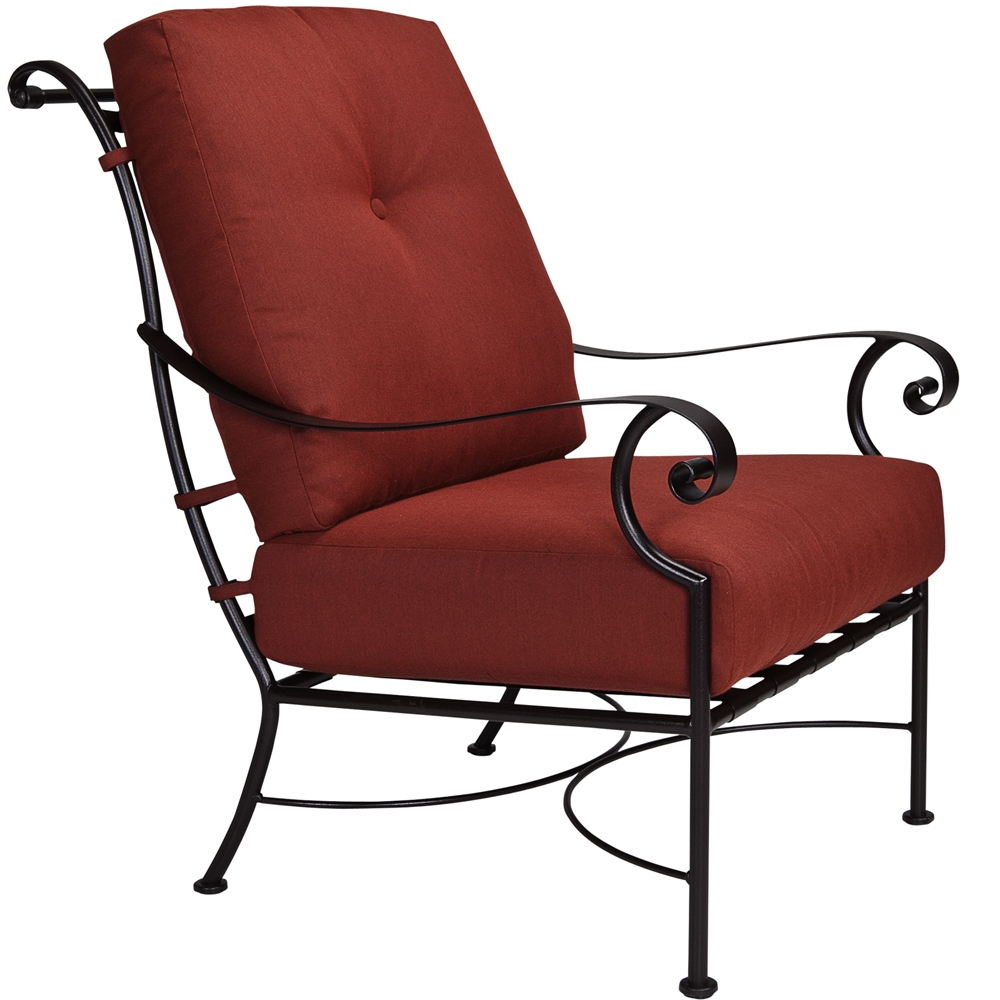 OW Lee St. Charles Lounge Chair - 26125-CC
