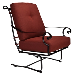 OW Lee St. Charles Spring Base Lounge Chair - 26125-SB