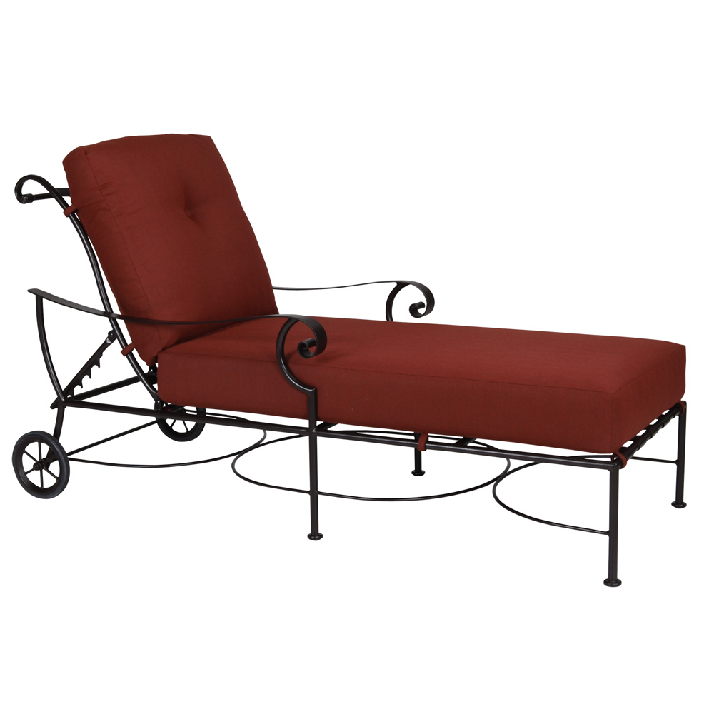 OW Lee St. Charles Adjustable Chaise - 26128-CH