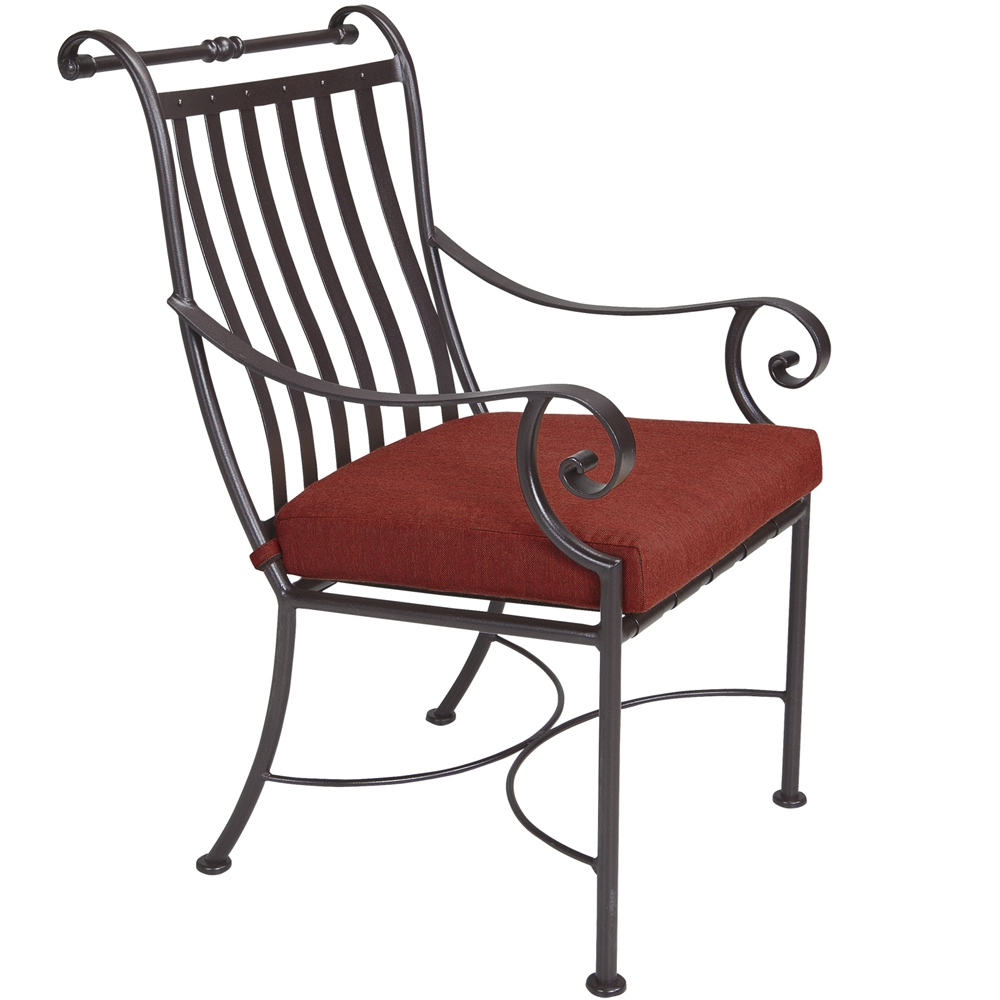 OW Lee St. Charles Dining Arm Chair - 2653-A