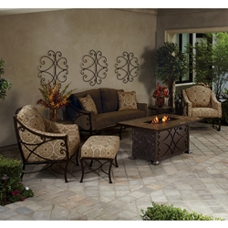 Fire Table Patio Sets Outdoor Fire Tables
