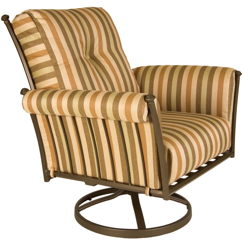 Ow Lee Vista Swivel Rocker Club Chair 1444 Sr