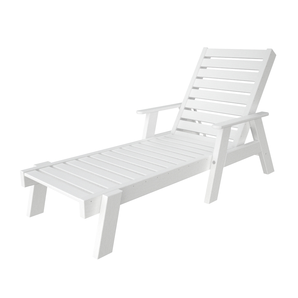 PolyWood Captain Chaise Lounge - AC2678-1