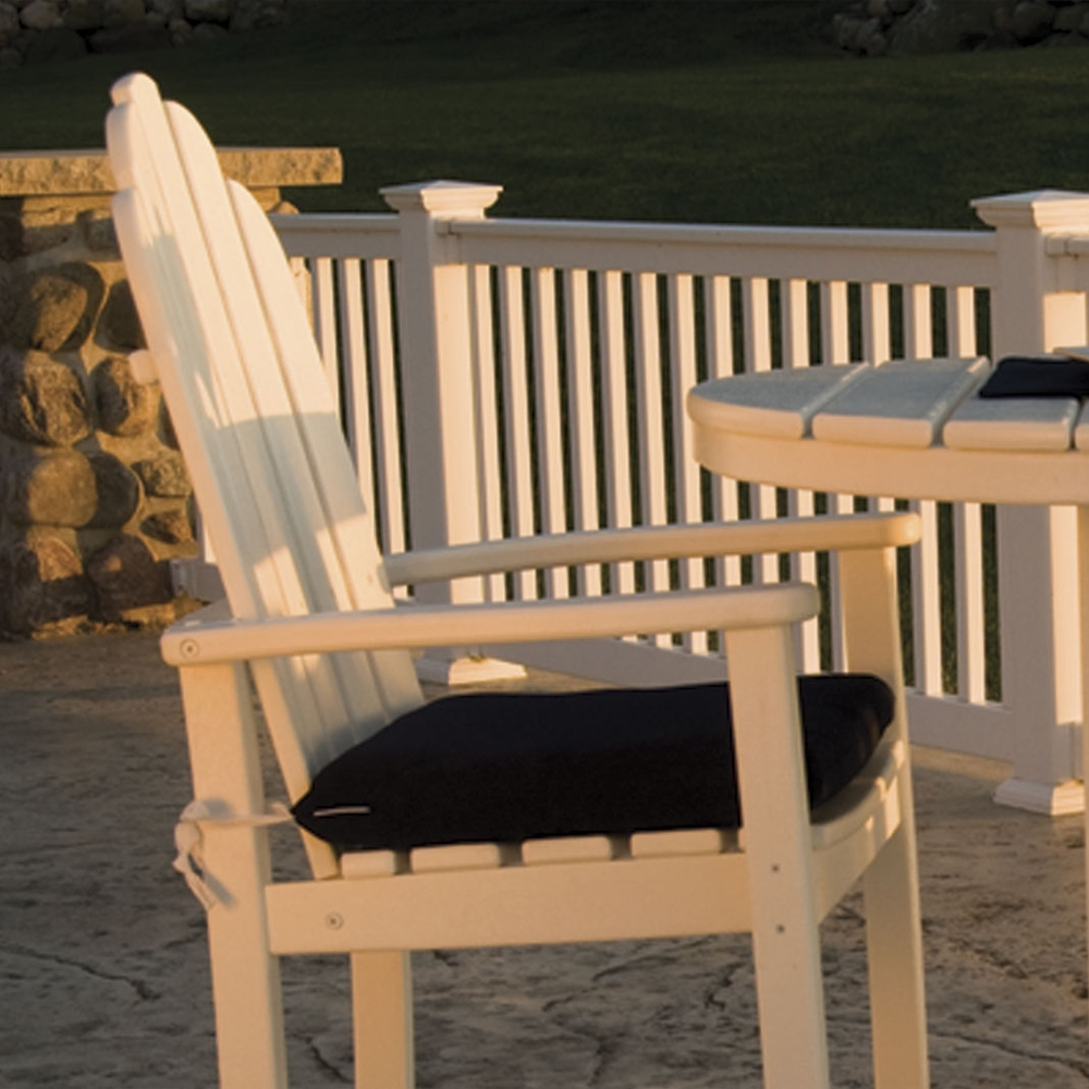 Polywood 174 Classic Adirondack Bar Chair Add202