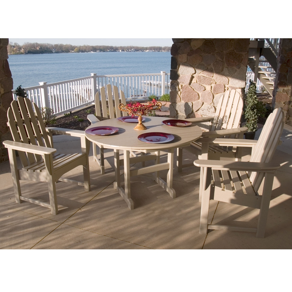 48 inch round dining table 60 inch 48 inch round dining table rt248 polywood