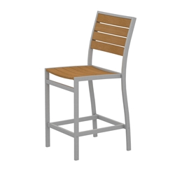 PolyWood Euro Counter Side Chair - A101