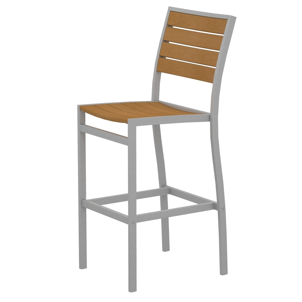 polywood euro bar side chair a102